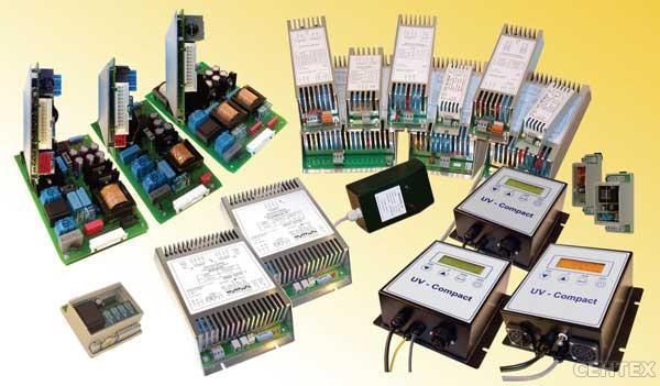 В зависимости от реализации представленные электронные ПРА делятся на 2 вида (схемы включения...