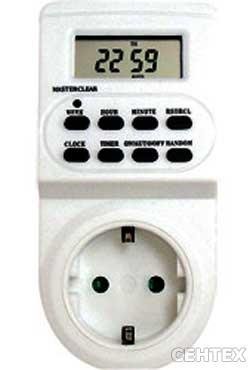 Таймеры (реле времени) позволяют включать и выключать электроприборы в доме по заранее...